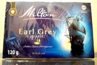 Черный чай с бергамотом Milton Earl Grey Classic 80 пакетиков|escape:'html'