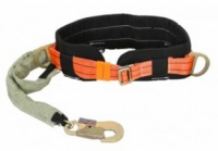 2 ПБ 2. Пояс предохранительный безлямочный с цепным стропом.