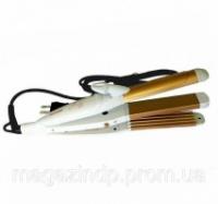 3 в 1 Стайлер Pro Mozer Mz-7023 (плойка, гофре, выпрямитель  для волос) Код:636452280|escape:'html'