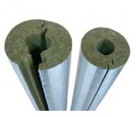 Теплоизоляция базальтовая для труб ламинированная фольгой