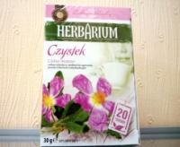Травяной антиоксидантный чай Herbarium Czystek 20 пак.|escape:'html'