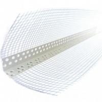 Контрашульц (пластиковый уголок с сеткой ПВХ) 3м.