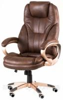 Кресло офисное для руководителя Bayron dark brown|escape:'html'