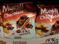 Mюсли с « Muesli con chocolate» 500г escape:'html'