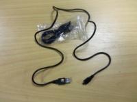 Кабель micro USB черный