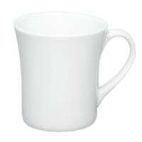 Чашка белая нестандартная escape:'html'