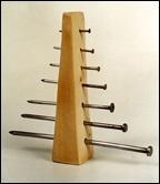Гвозди строительные 20-200 мм, шиферные, кровельные с кольцевым накатом, витые - для изготовления поддонов дюбель-гвоздь escape:'html'