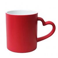 Чашка сублимационная Хамелеон LOVE красная|escape:'html'