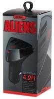 Автозарядка Remax Aliens 3 USB 4,2 А|escape:'html'