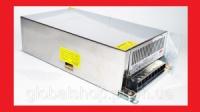 Блок питания адаптер 12V 50A 600W S-600-12 Метал
