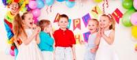 Дни Рождения в детском клубе на Виноградаре