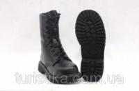 Кожаные ботинки, берцы немецкого десанта TSR MilTec 12812000 45|escape:'html'