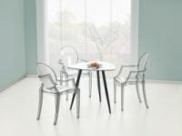Стол со стеклянной столешницей «ARTEMIS» escape:'html'