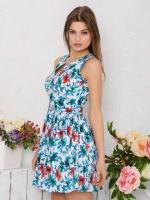 Женское летнее платье - 15127 Код:4401