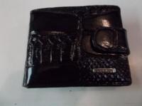 кошелек черный