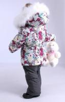 Костюм зимний для девочки (Donilo-3397(M)), наполнитель - тинсьюлэйт (thinsulate) 86-104р