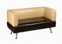 Двухместный диван БРУКЛИН для кафе, клуба, бара escape:'html'