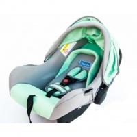 Детское автокресло универсальное от 0 до 13 кг Бэбикокон бирюзовое escape:'html'