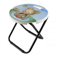 Детский раскладной стульчик Мышка escape:'html'