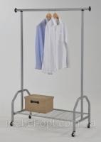 Стойка для одежды металлическая мобильная W-71 аналог CH-4746|escape:'html'