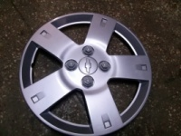 Колпак колеса с гайками R14 Chevrolet Aveo|escape:'html'