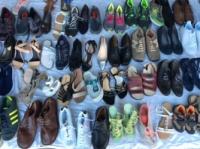 Обувь сток лето. Европа. 14 евро/кг.|escape:'html'