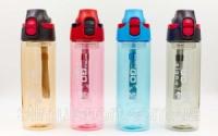 Бутылка для воды 600мл (TRITAN прозрач, PP, серый)|escape:'html'