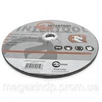 Круг зачистной по металлу INTERTOOL CT-4025 Код:244991046 escape:'html'