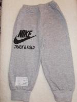 Штаны трикотажные с начесом ''Nike«