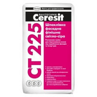 Ceresit CT 225 шпаклевка финишная (белая), 25кг escape:'html'