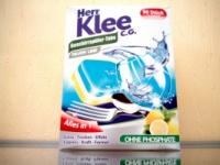 Таблетки для посудомоечной машины Herr Klee C.G. Silver Line Alles in1 102шт|escape:'html'