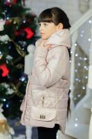 Детские куртки с сумочкой для девочек Модняшка|escape:'html'