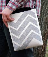 Молодежная сумка через плечо «ЗигЗаг» escape:'html'