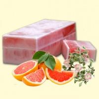 Натуральное мыло ручной работы Ароматика Розовое дерево-Грейпфрут, Вес 1 кг.|escape:'html'