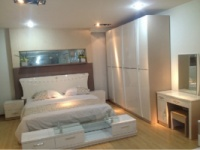 Набор мебели для спальной Star (кровать+2 тумбочки+шкаф+туалетный столик)|escape:'html'