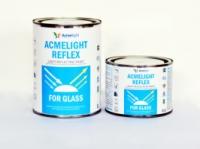 Acmelight Reflex for Glass – двухкомпонентная светоотражающая краска для стекла