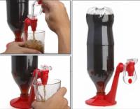 Удобный кран Fizz Saver для бутылок с газировкой или пива
