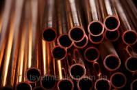 Медная труба 5х1 мм медь марки М1 и М2, как мягкая так и твердая в ассортименте