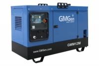 Дизельная электростанция GMM12M|escape:'html'