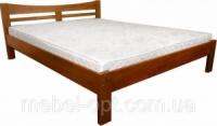 Деревянная кровать Грация С1 80, деревяная односпальная кровать|escape:'html'