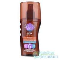 Биокон масло активатор загара Биокон SPF6 Sun Time Sexy Bronze 150 мл