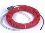 Нагревательный кабель Devi для теплого пола двухжильный Deviflex DTIP-18: 7м