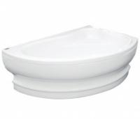Акриловая ванна Bisante Венеция (Правая) 1500х1000х580 мм|escape:'html'