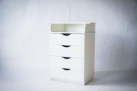 Дитячий комод - пеленатор ТМ «Дитячий Сон» (білий)|escape:'html'