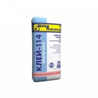 Клей-114, для крепления и армирования сеткой фасадных пенополистирольных плит, 25 кг|escape:'html'