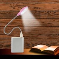8-10 Светодиодная USB лампа на 13 светодиодов / Лампа для подсветки клавиатуры / 13 LED Цвет - синий