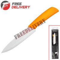 Нож керамический белый 4'' 10см JH-04