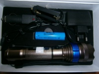 Ультрафиолетовый фонарик (на аккумуляторе) - трещетка № 4|escape:'html'