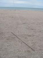 Косынка рыболовная оснащенная ячея 30 мм высота 0.9 м длина 1.2 м|escape:'html'