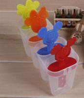 Формочки для мороженого (Микки Маус, 4 формы) escape:'html'